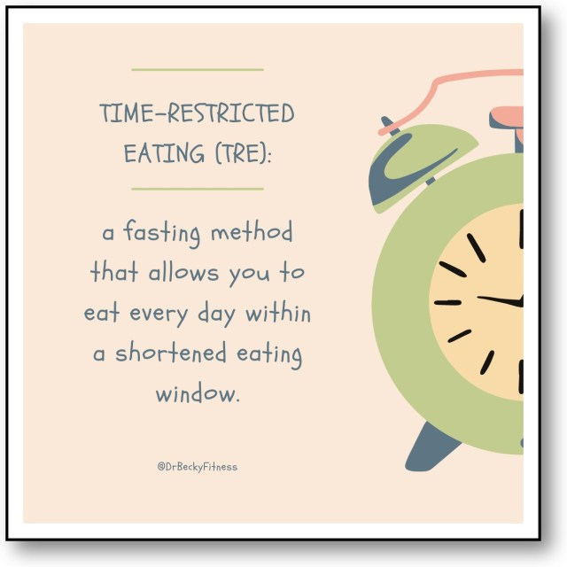 What Is Time Restricted Eating?