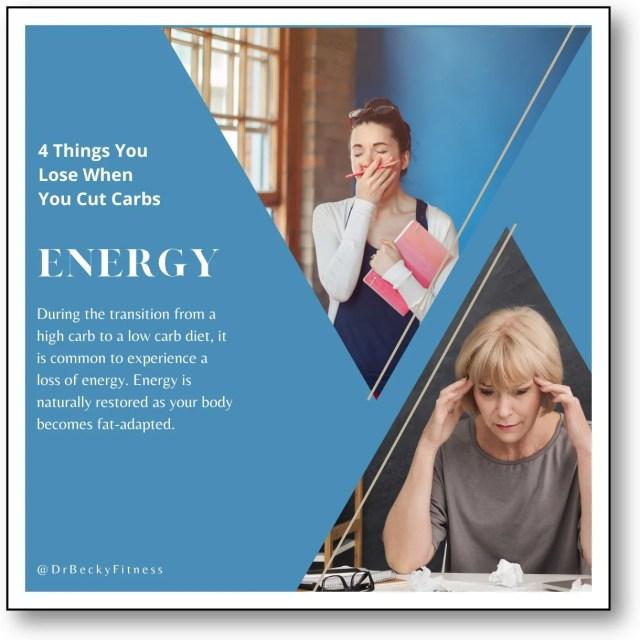 Lose Energy