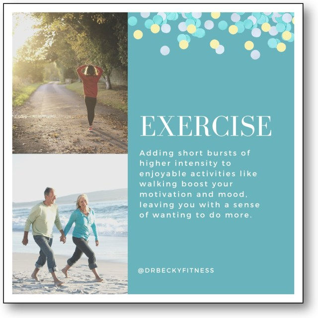 Exercise: Change Up Your Intensity