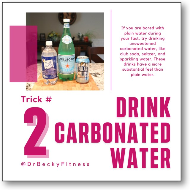 Drink Carbonated Water