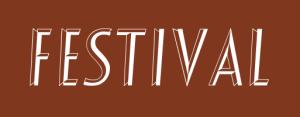 festival-typeface