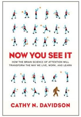 Now You See It (Book Cover)