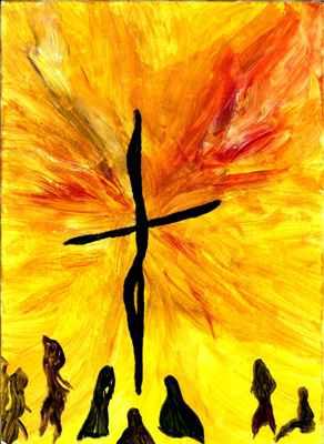 crucifixion - Redemption