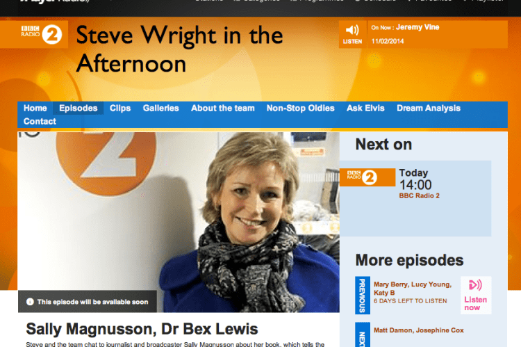 Steve Wright in the Afternoon