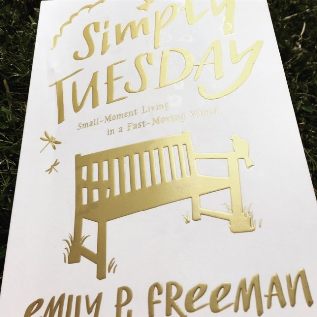 Instagram: Sitting in the sun reading this book by @emilypfreeman .. Final day of leave ... Still tired ... Enough of the painting/sorting new house ..
