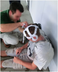 sport concussion and sport accident reconstruction expert John Lloyd PhD