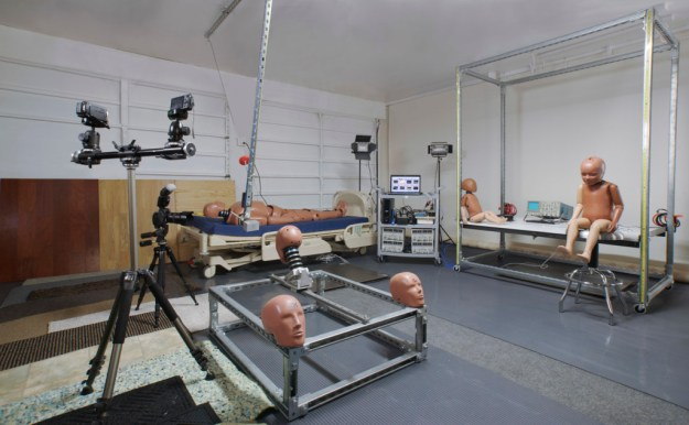 Dr. John Lloyd-biomechanics laboratory