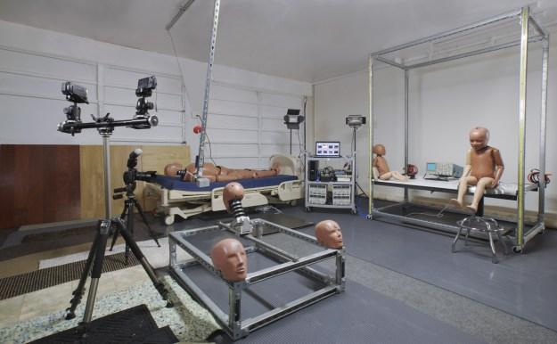Dr. John Lloyd-biomechanics laboratory