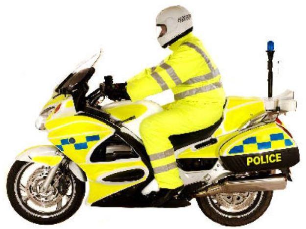 human factors motorcycle conspicuity