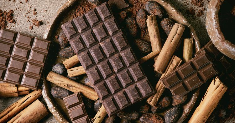 Beneficios del chocolate negro - Blog de DrBline