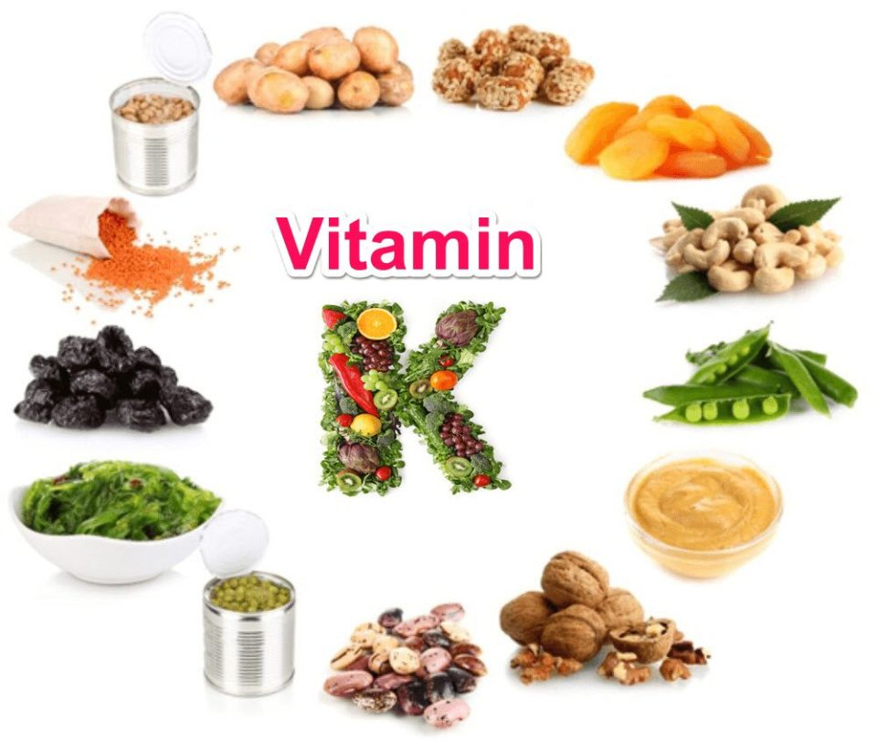 Vitamin K Benefit (Fayde) or Sources in Hindi