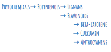 The family that polyphenols come from.