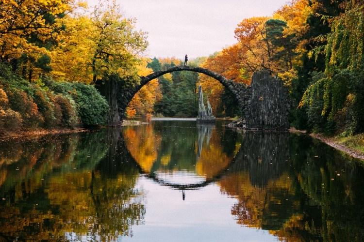 Bridge representing the gap in autoimmune care