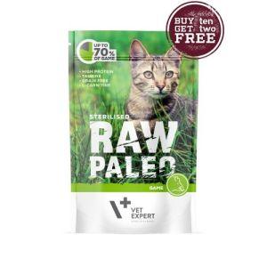 Пауч RawPaleo Cat Sterilised...