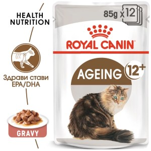 ROYAL CANIN Ageing 12+ 85 гр....
