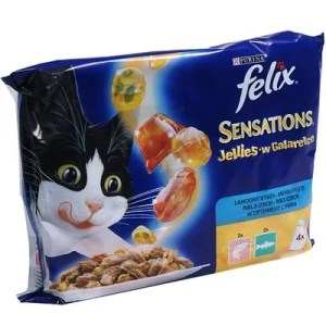 FELIX Sensations Jellies Mix Fish...