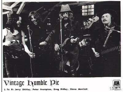 Humble Pie old