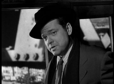 Orson Welles 3rd Man