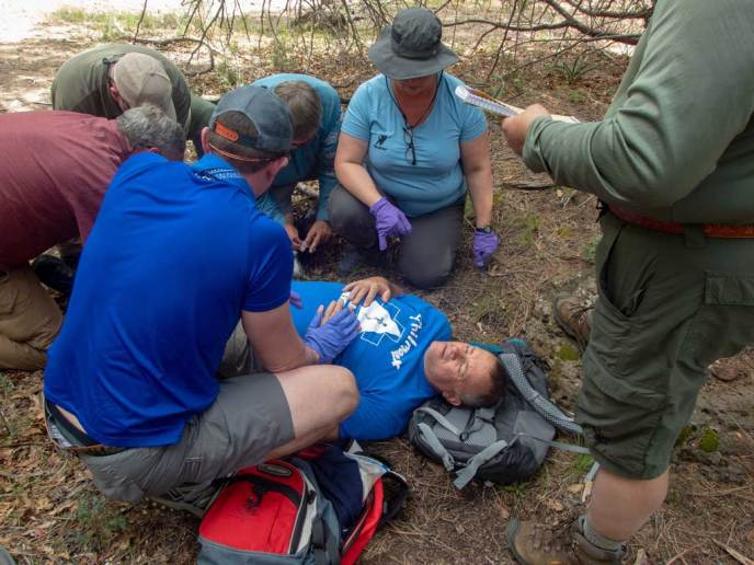 Wilderness Medicine – W  Timothy Brox, MD