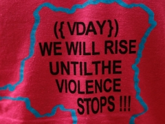ONE BILLION RISING at City of Joy. 14 February, 2013 Bukavu, DRC.