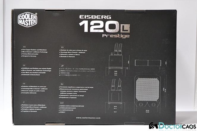 Cooler master EISBERG 120 L Prestige (2)