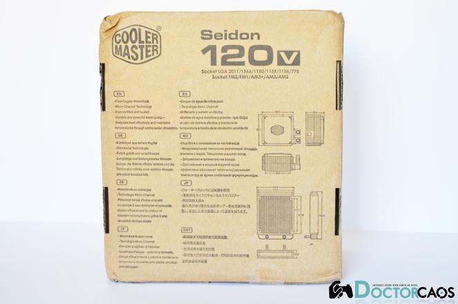 Cooler Master Seidon 120V (2)
