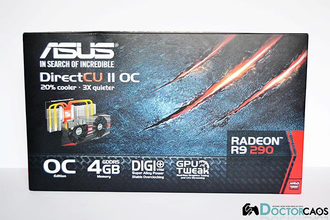 ASUS Radeon R9 290 DirectCU II OC (1)