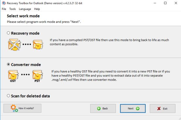 Cómo reparar archivos de Outlook