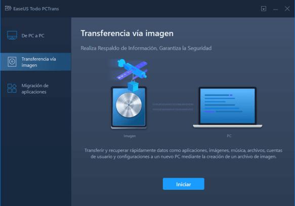 transferir archivos de un pc a otro