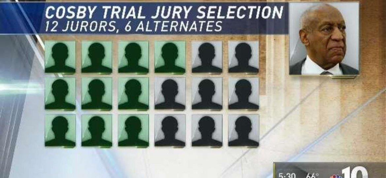 Jury Cosby