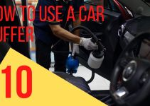 how to use car buffer