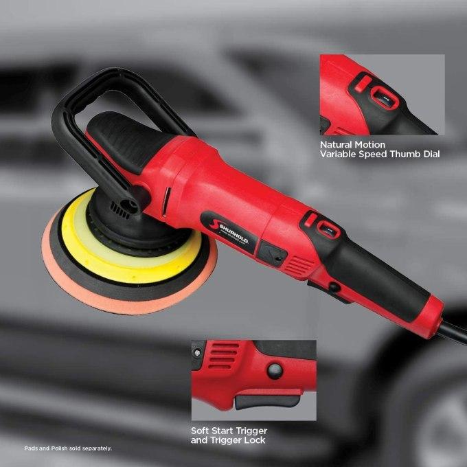 shurhold car polisher