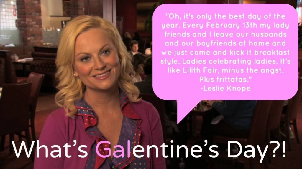 Image result for galentine