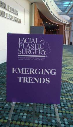 Emerging Trends in Facial Plastic Surgery