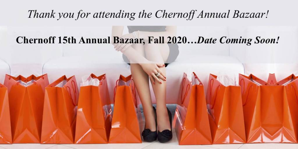 , Chernoff Annual Bazaar