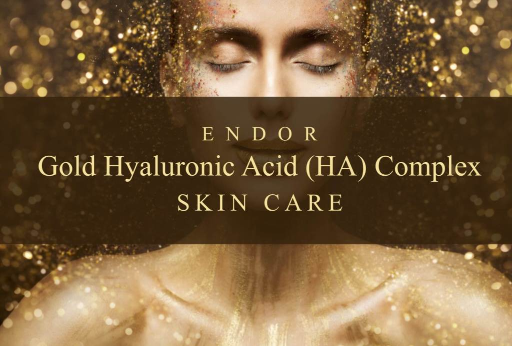 , Gold HA Skin Care