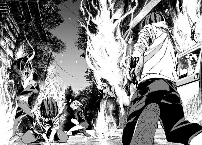manga,4 tomes,séries courtes,seinen,Kurokawa,Helvetica,sorcières,Helvetica - Une chasse aux sorcières moderne,chasse aux sorcières