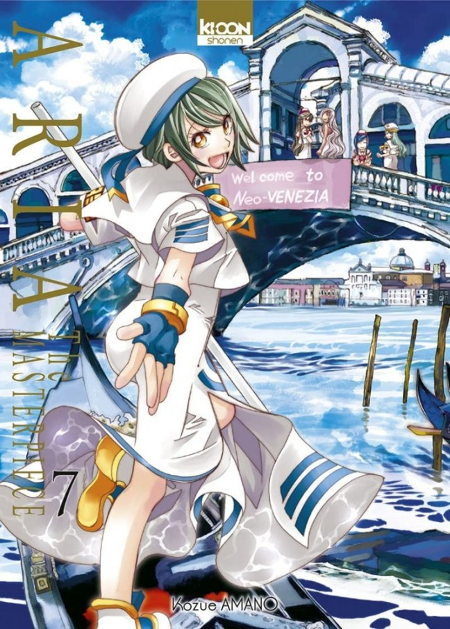 aria the masterpiece tome 7