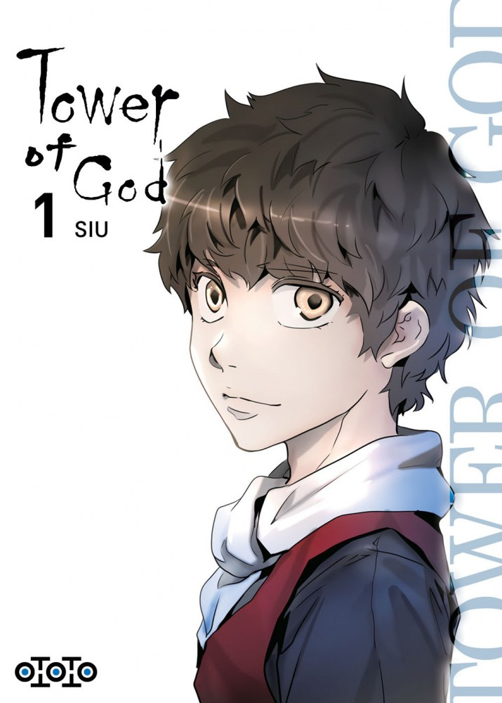 tower of god tome 1