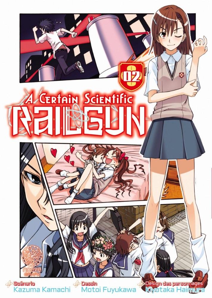 a certain scientific railgun t2