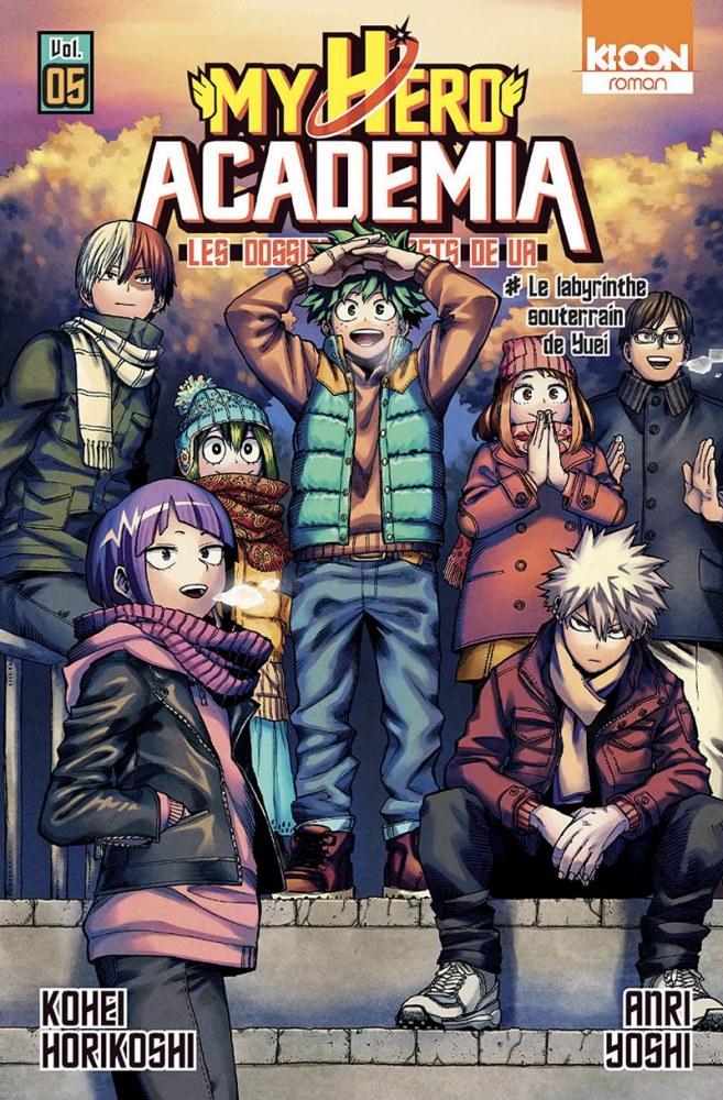 my hero academia roman t5