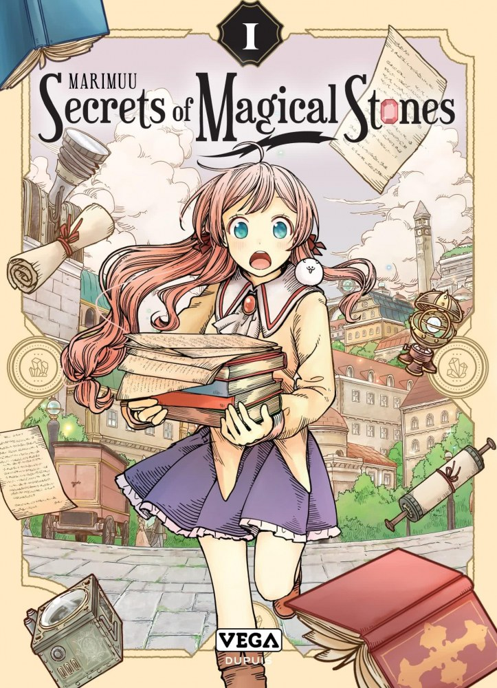 secrets of magical stones t1