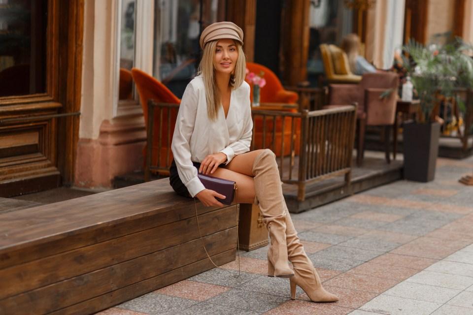 Avoid thigh high womens boots