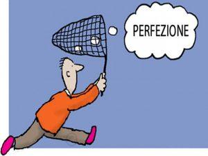 Il perfezionismo è fonte di stress