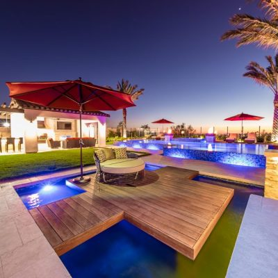 Choosing the perfect pool and features for your backyard paradise….