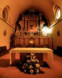 Catholic church in Santorine, Greece