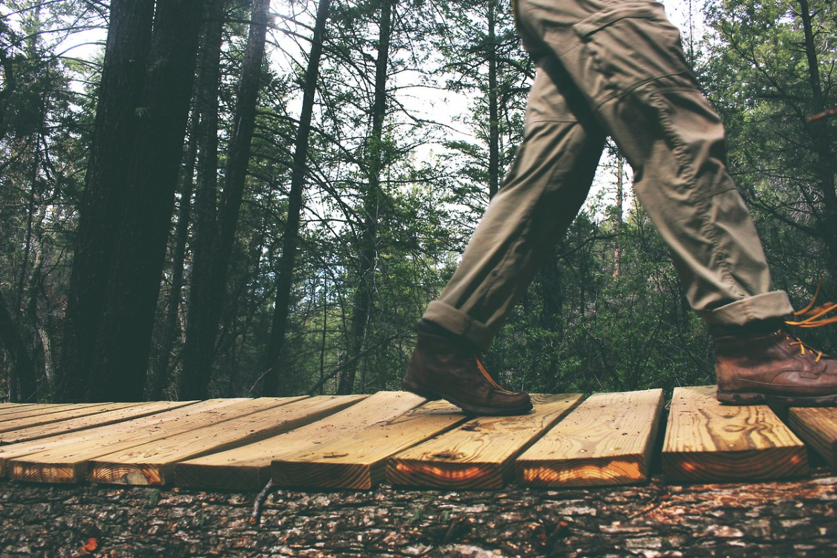 """What """"A Walk in the Woods"""" taught me about setting goals"""