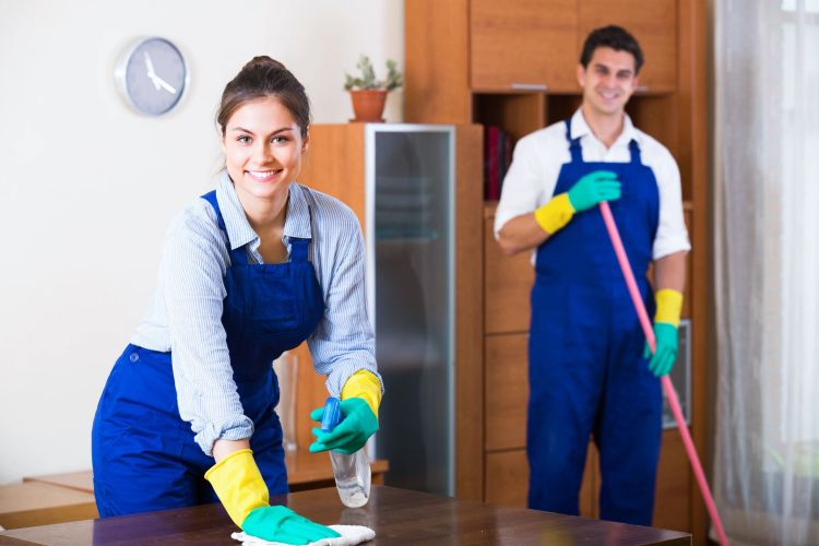 Janitorial Service in Houston