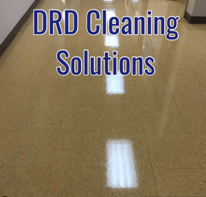 Floor Cleaning in Houston