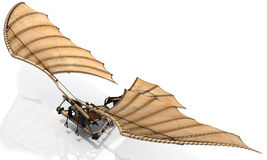 http://www.dreamstime.com/royalty-free-stock-photo-ornithopter-flying-machine-leonardo-da-vinci-image21903315
